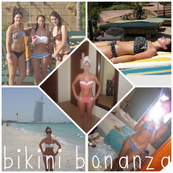 Bikini Bonanza