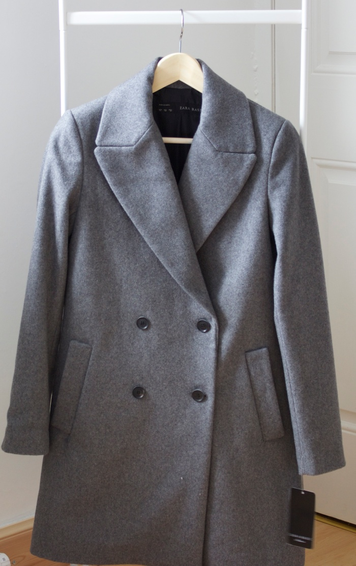 Zara Coat 1