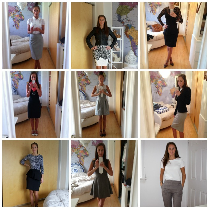 Work Outfits 2013