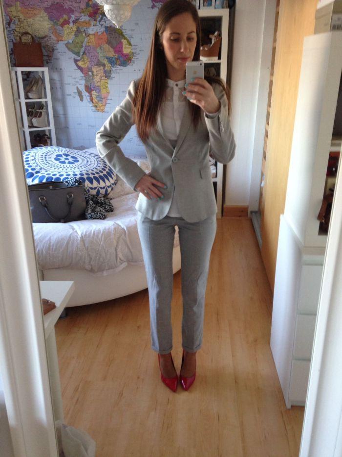Suit Selfie 3