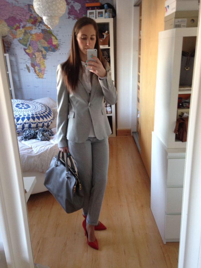 Suit Selfie 4