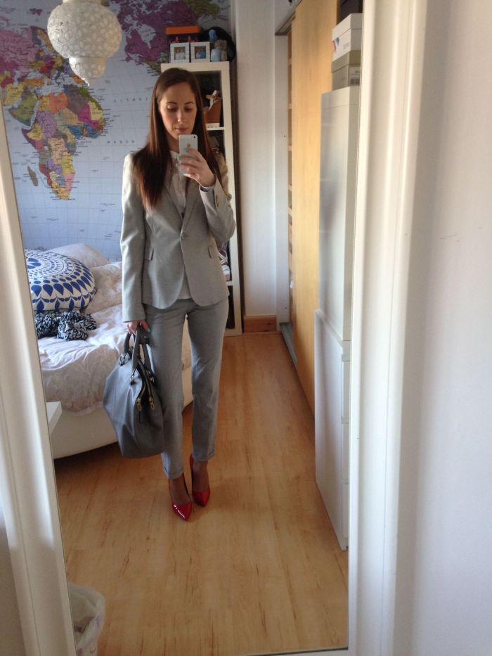 Suit Selfie 5